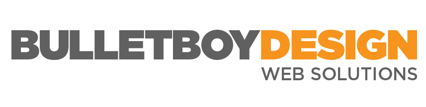 Bullet Boy Design logo